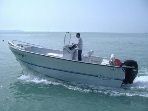 bateau 6m50