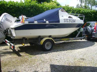 bateau seabird 5.50 cruiser