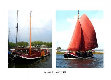 TJALK 1540 Vrouwe Leonore