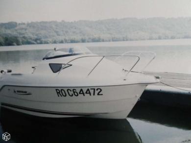 Bateau Quicksilver 460 Cruiser