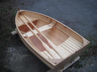 Magnifique petit dinghy