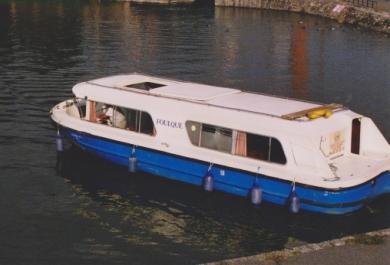 bateau fluvial WILD