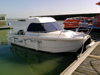 Vends Antarès 650 HB de 2005