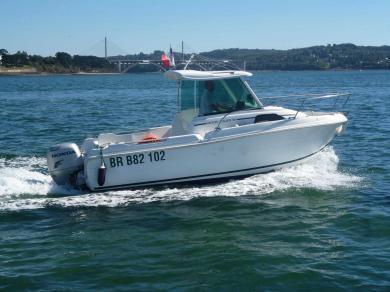 Merry Fisher 580 avec 90CH Honda