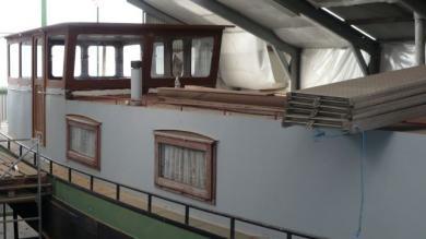 bateau d'habitation