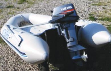 Bateau pneumatique Bombard Typhoon Aerotec 335