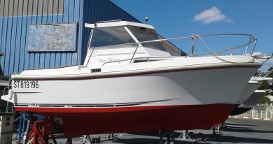 Vends Sea Rover 590