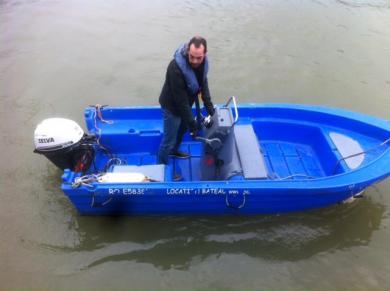 Fun Yak idéal pour pêcher sur eau douce