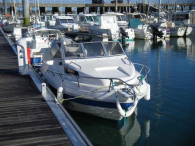 bateau cabinier Drago 535