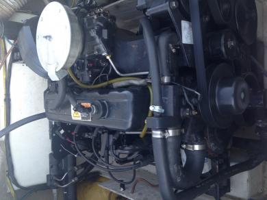 petit moteur à Cabinne de type SKANE 510