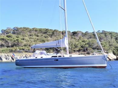 Voilier HANSE 430Epoxy grand voyage 13m