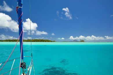 Location voilier 12 m en Polynésie française