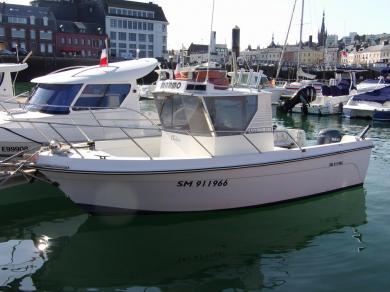Timonier Chalutier Guy Marine 5m70 Suréquipé