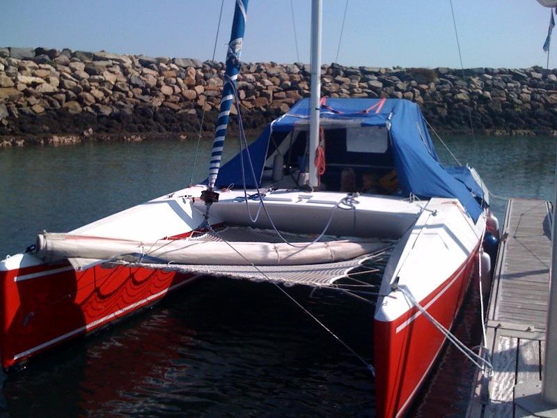 catamaran french cat 7 10m