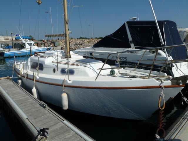 bateau 8 metres diesel