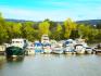A Vendre : Petit Port de plaisance sur le Rhone